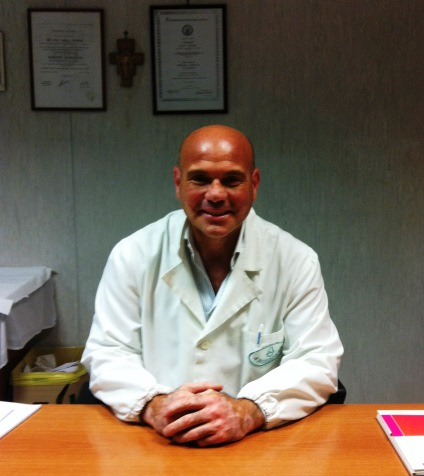 chirurgo vascolare napoli